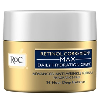 RoC Retinol Correxion Max Daily Hydration Crème Fragrance-Free