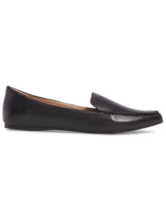 Feather Loafer Flat
