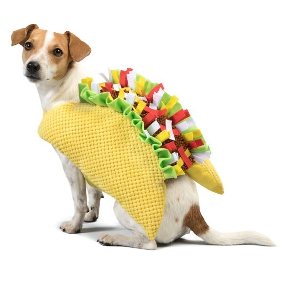 Taco Pet Costume Pet Halloween Fancy Dress