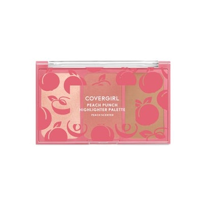 CoverGirl Peach Punch Highlighter Palette