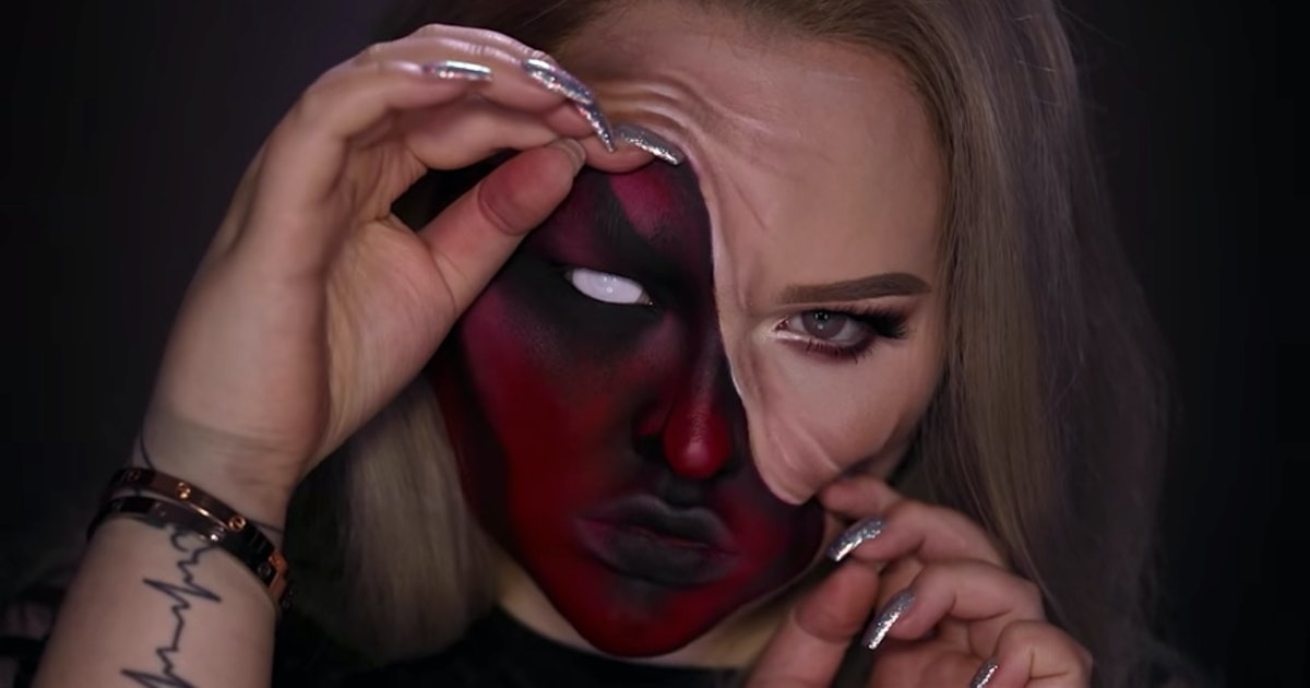 The 11 Most Viewed Halloween Makeup Tutorials Of All Time Have Costume Inspiration For Everyone