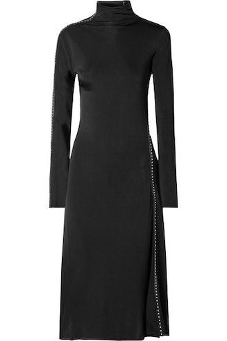 Studded Midi Dress