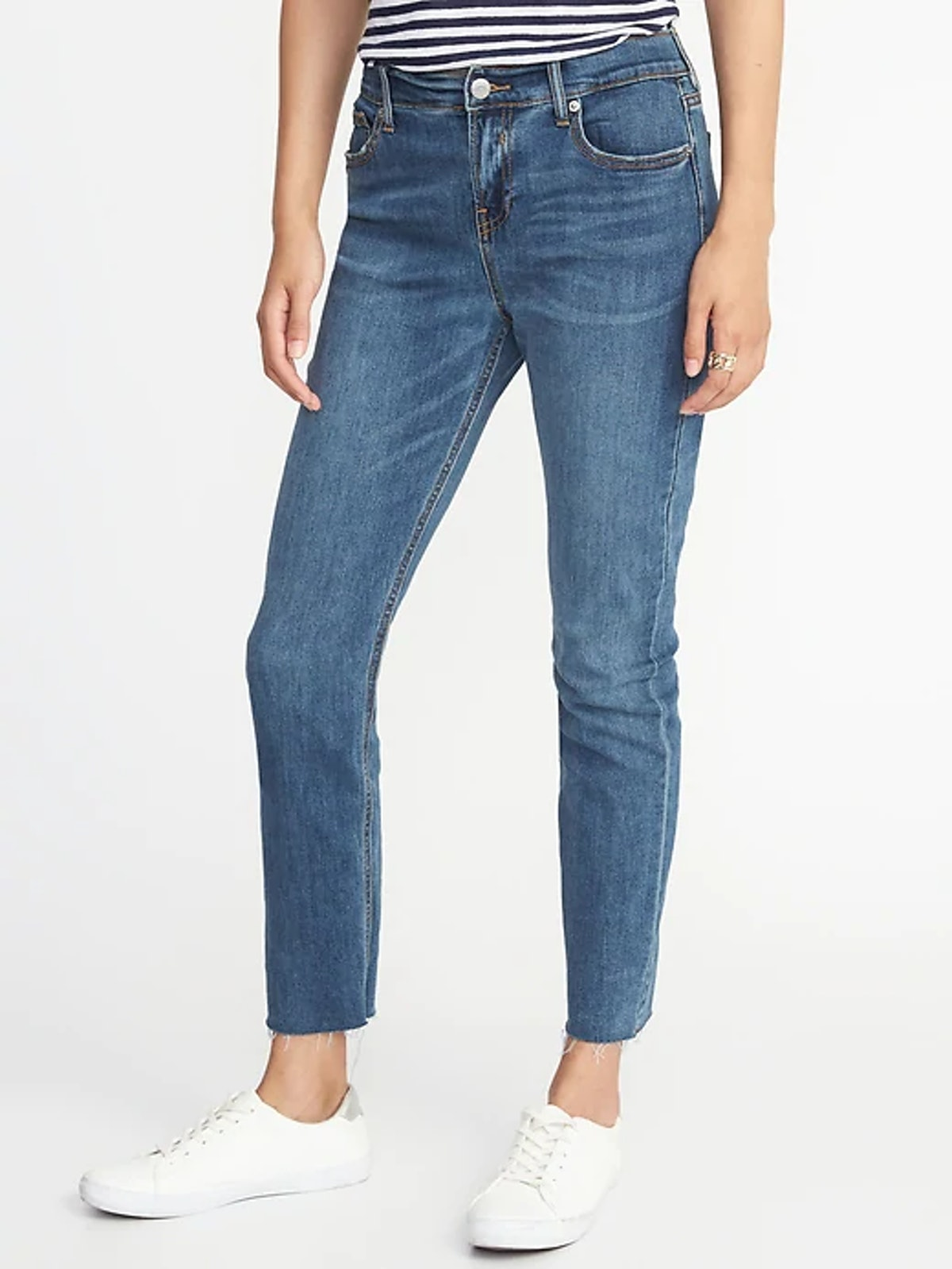 High-Rise The Power Jean, a.k.a. The Perfect Straight for Women