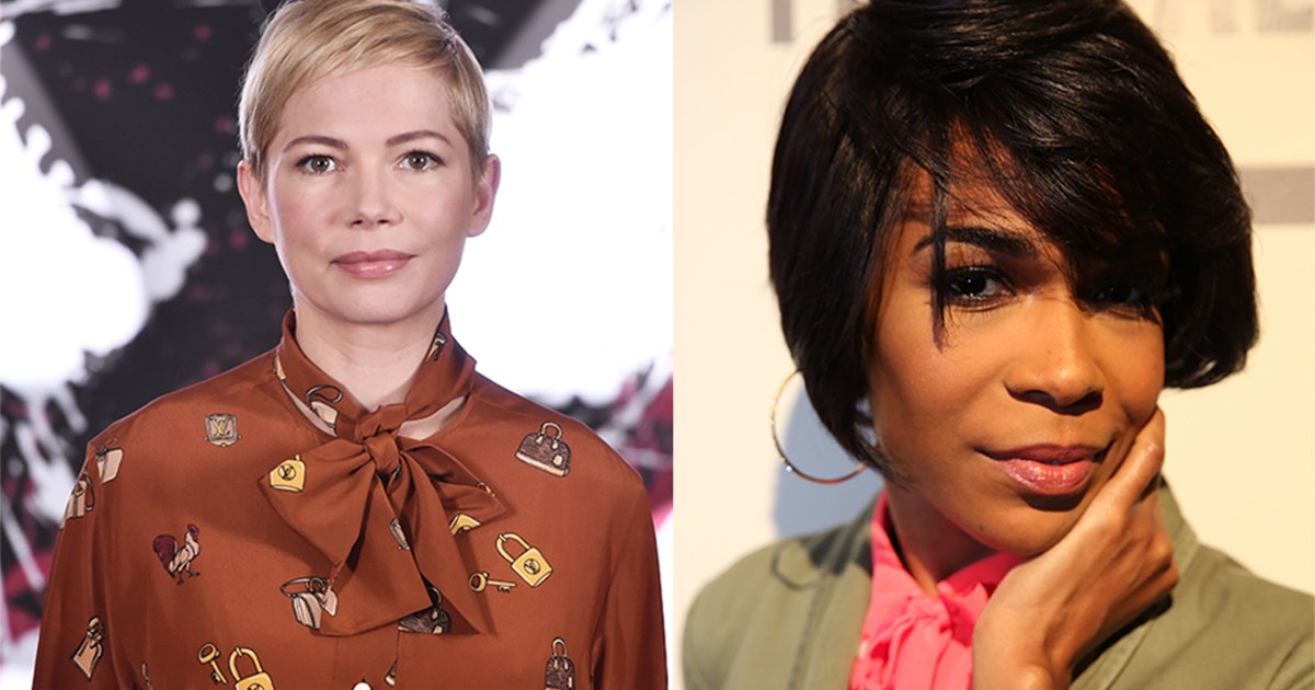 Actor Michelle Williams' Response To Google Thinking She's ...