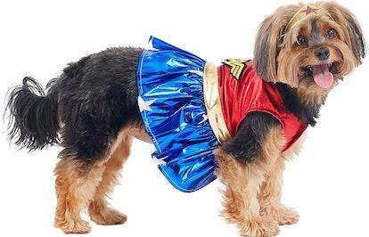 Rubie's Costume Company Wonder Woman Dog & Cat Costume