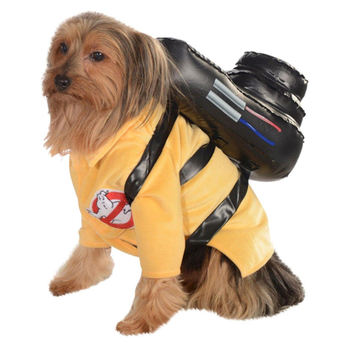 Ghost Busters Dog Costume - Yellow