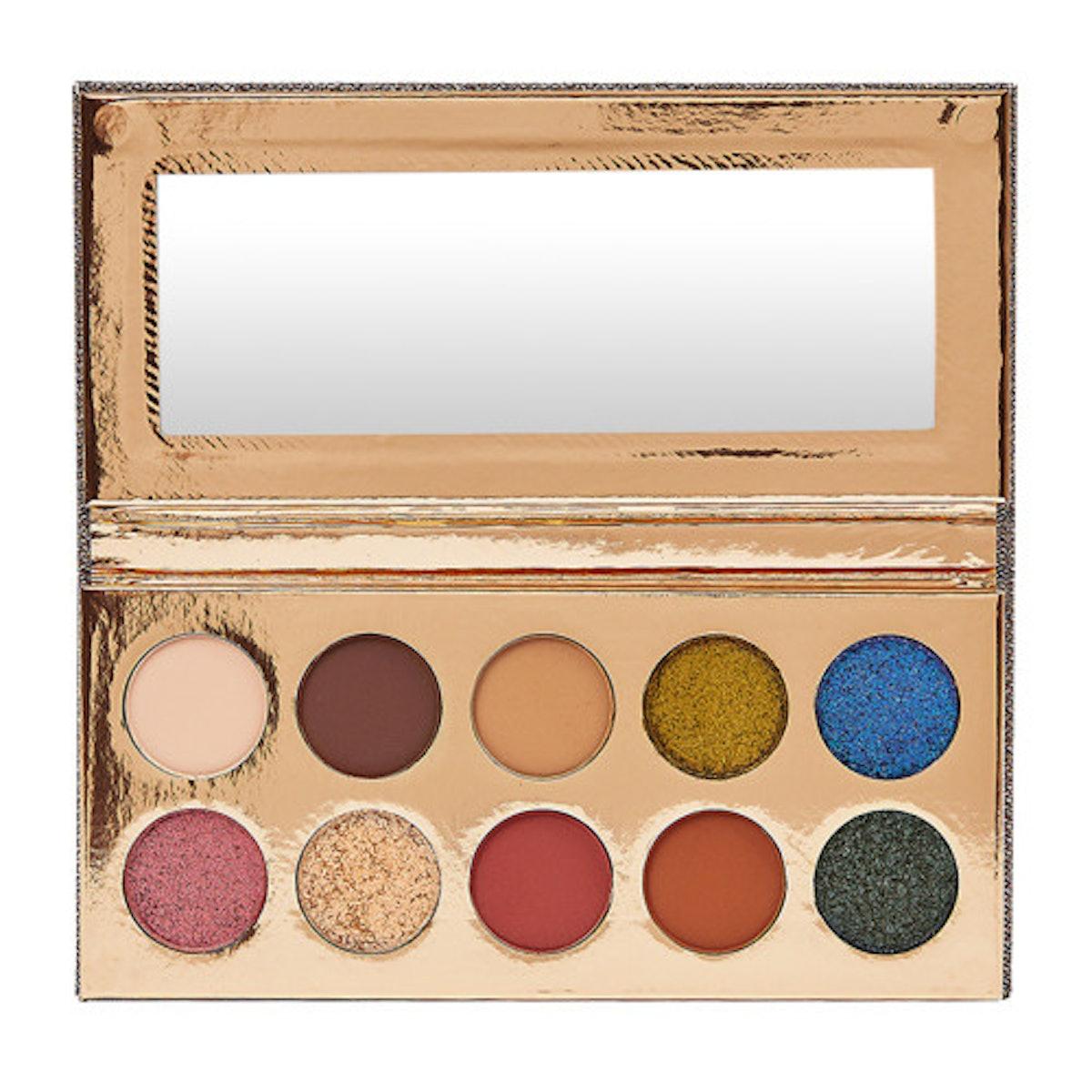 Desi x Katy Eyeshadow Palette Friendcation