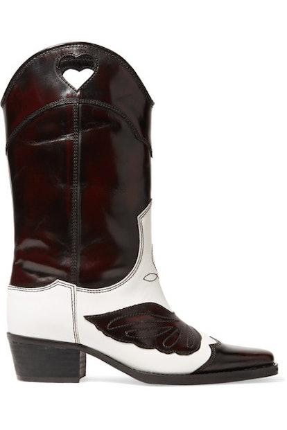 Slip-On Cowboy Boots