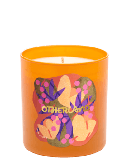 Manor House Weekend Candle in Sun Suede