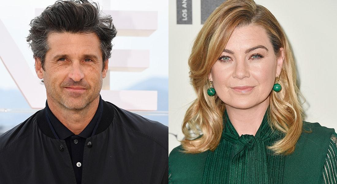 Derek en Amy dating