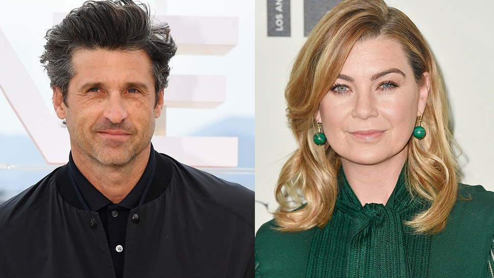Patrick Dempseys Greys Anatomy Comments On Ellen Pompeo Show How