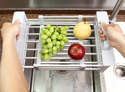 Miusco Expandable Over The Sink Dish Drying Rack