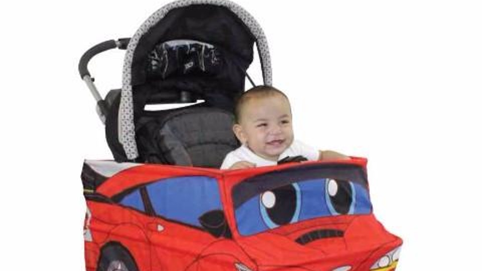 10 halloween costume ideas for strollers that are creative perfect