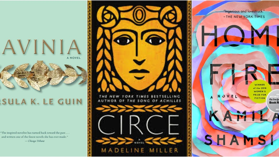 10 Feminist Retellings Of Greek Myths To Read If You Loved