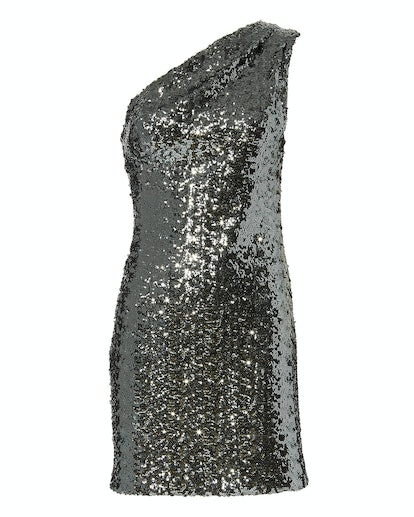 Haney Valentina Sequin Mini Dress