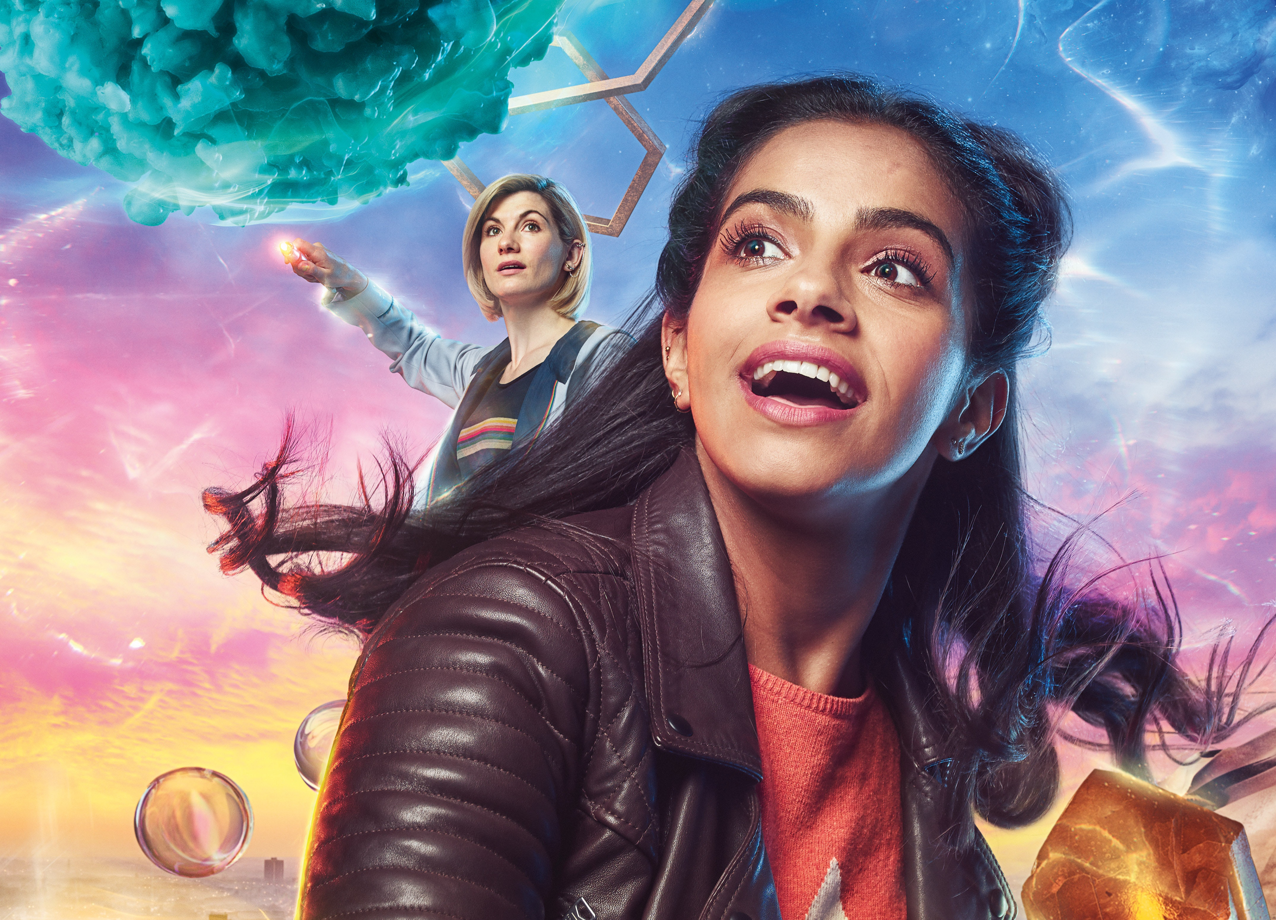 Who Is 'Doctor Who' Actress Mandip Gill? The Actress Is