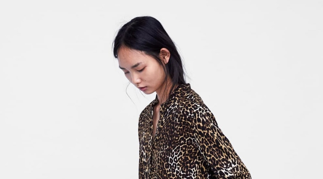 769cfda4 11 Leopard Print Zara Dresses, Skirts, & More New Pieces Under $50 To Shop  From The Latest Arrivals