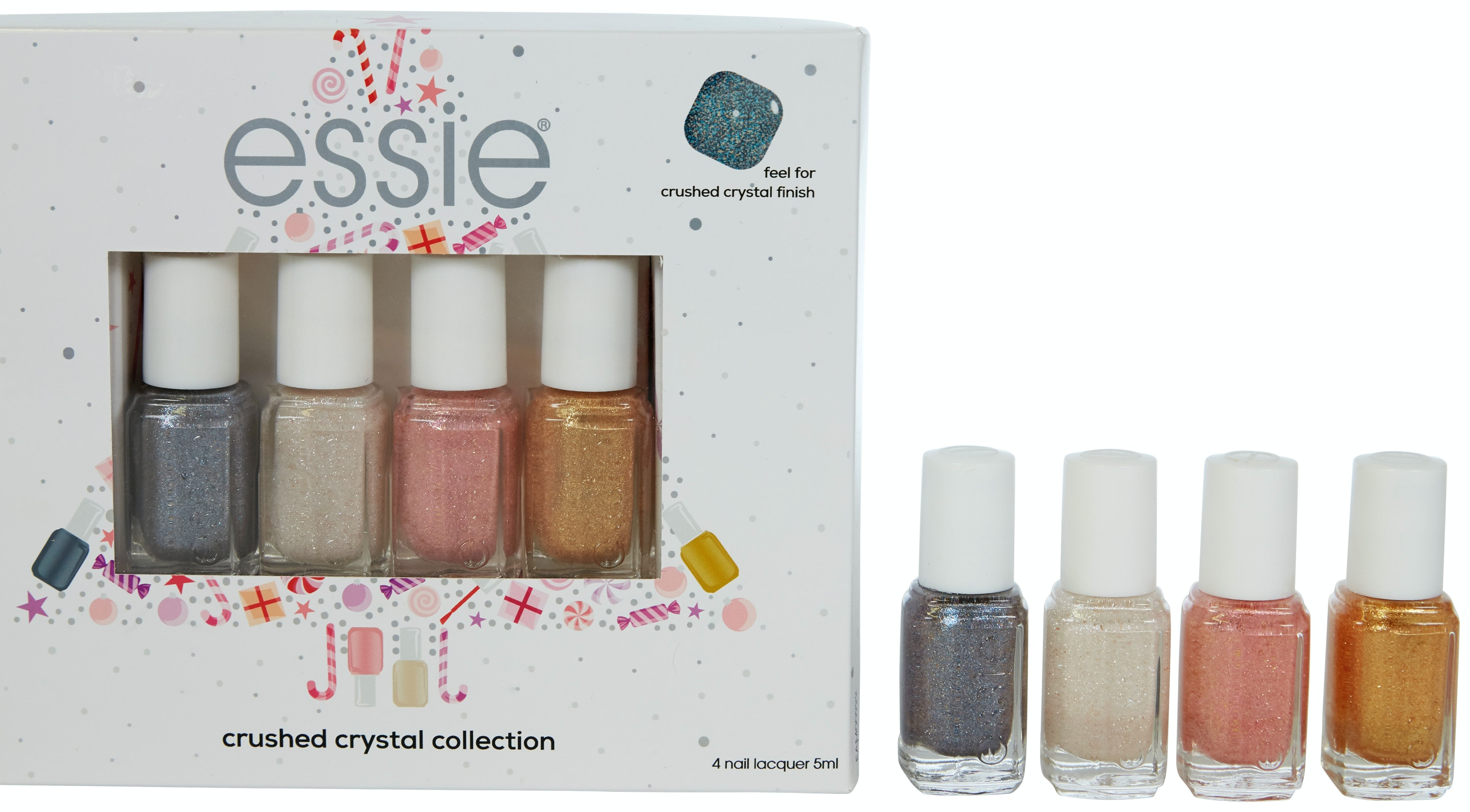 This Essie Advent Calendar 2018 Will Keep Your Nails On Point All