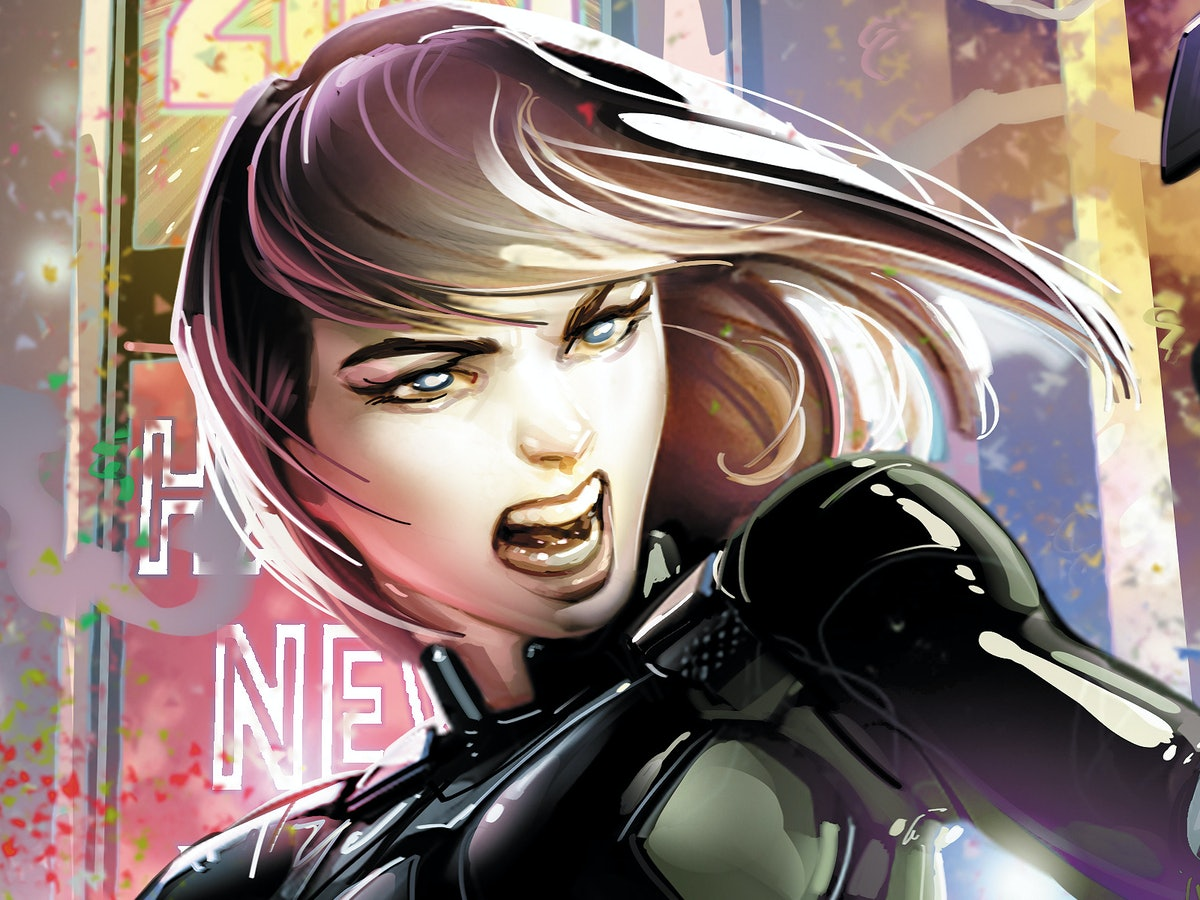 A New 'Black Widow' Comic Series Is Coming Out, And It's Written By Jen and Sylvia Soska