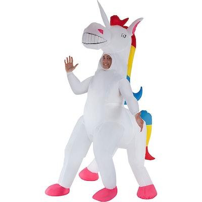 Adult Inflatable Giant Unicorn Costume