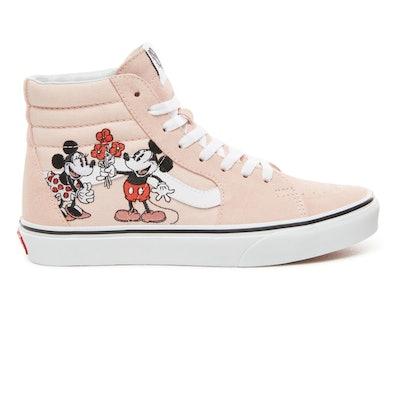 Disney x Vans SK8 High Shoes