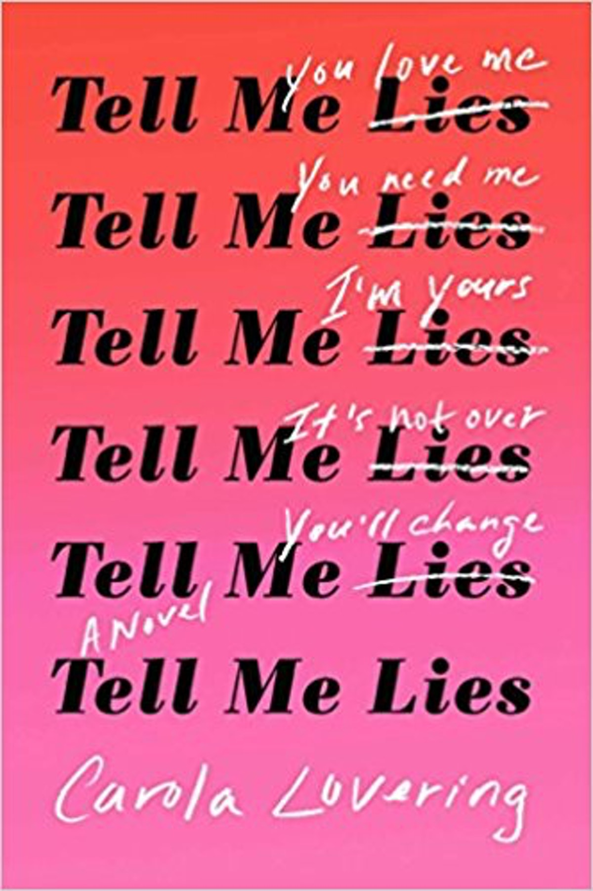 'Tell Me Lies' by Carola Lovering