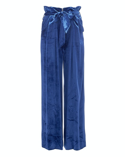 Intermix Claudia Velvet Pants