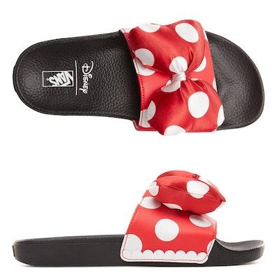 Disney x Vans Slide-On Shoes