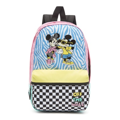 Disney x Vans Hyper Minnie Calico Backpack