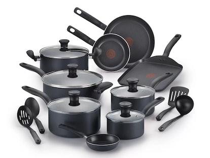 Initiatives 18 Piece Non-Stick Cookware Set