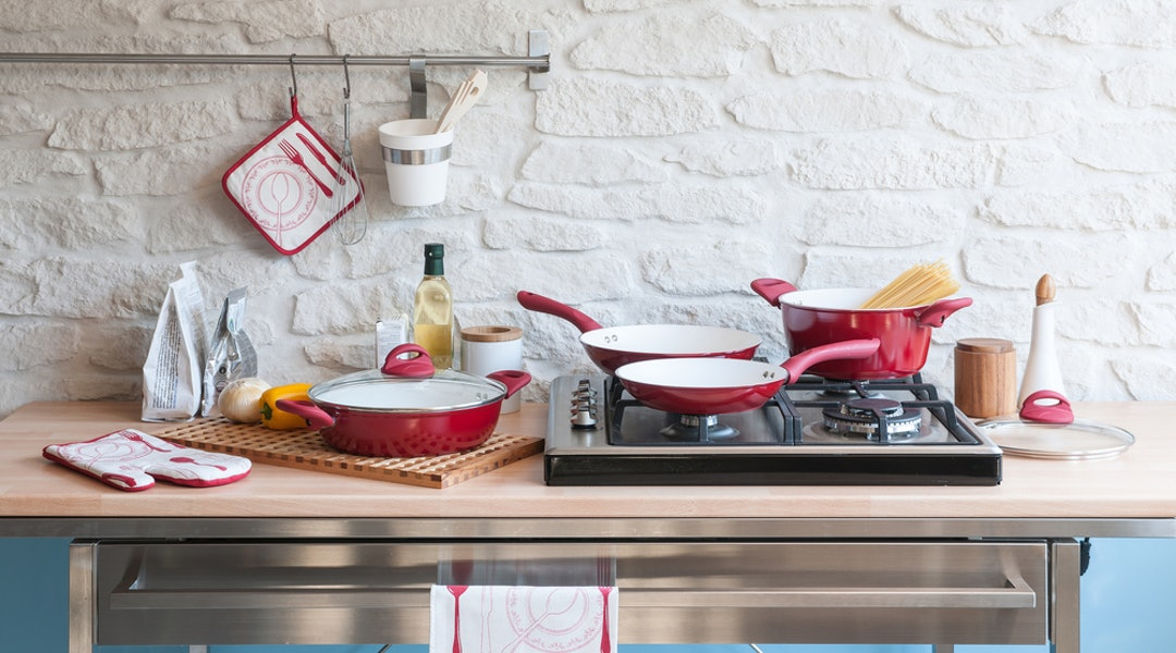 10 Non Stick Cookware Sets Under 100 That Will Make Meal Prep A