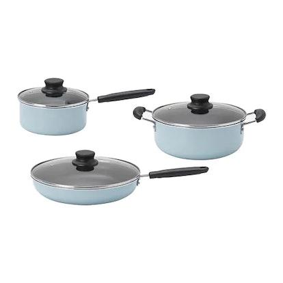 FRYSER 6-Piece Cookware Set