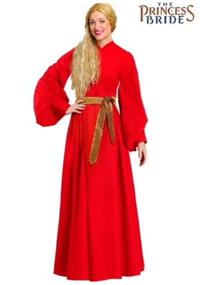 'Princess Bride' Buttercup Peasant Dress