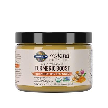 Fermented Organic Turmeric Boost