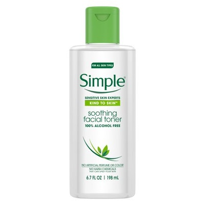 Simple Kind to Skin Facial Toner Soothing