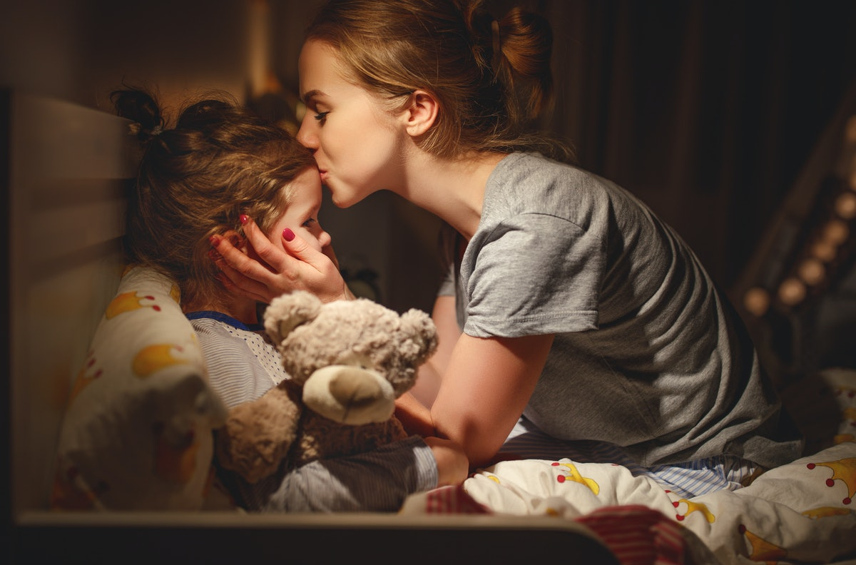 Science Says Getting The Kids To Bed Sooner Might Make You Healthier