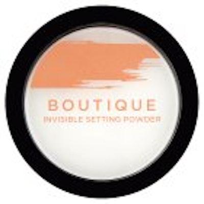 Boutique Invisible Setting Powder