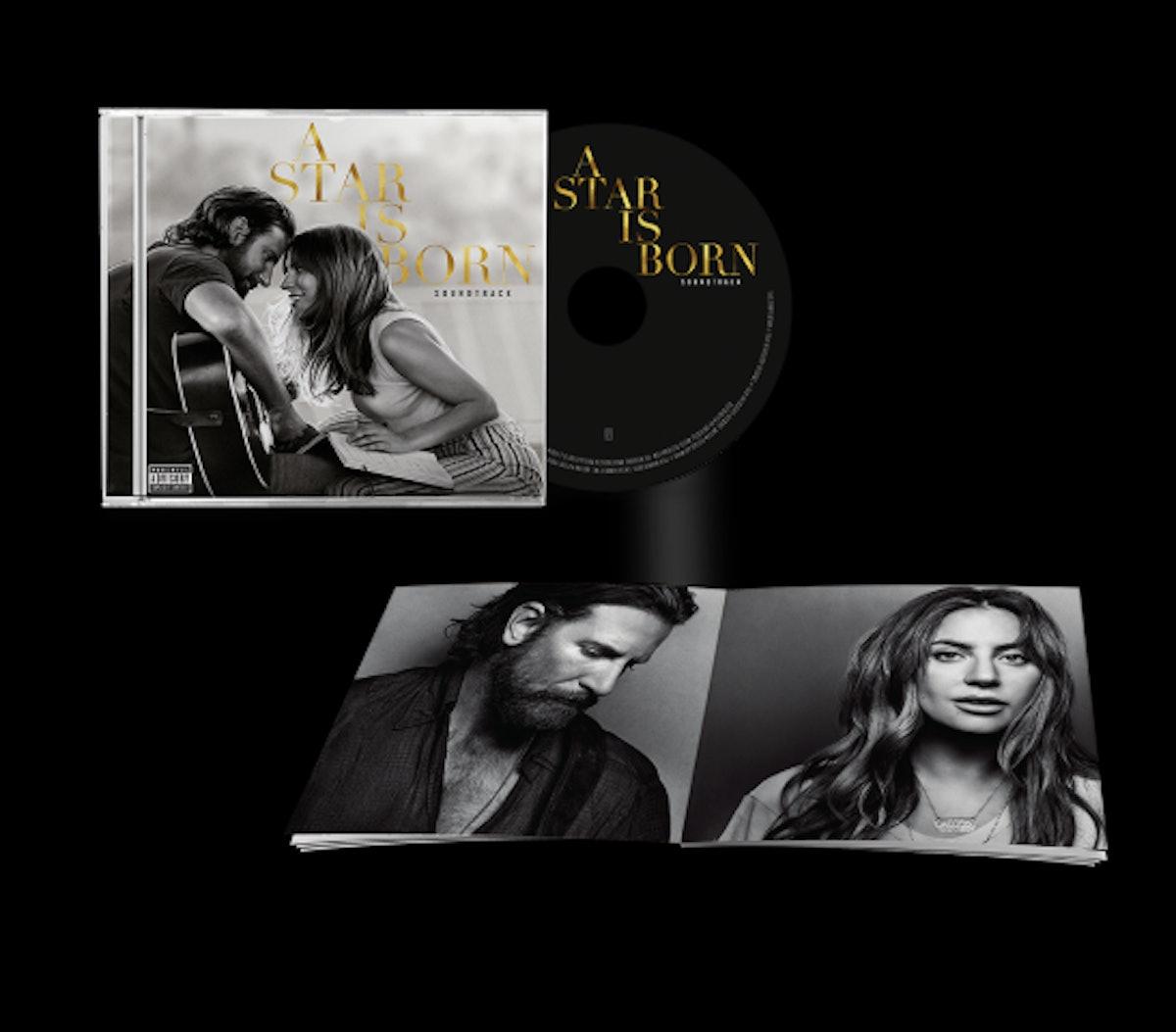 A Star Is Born CD