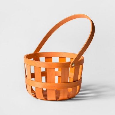 Halloween 9'' Chipwood Basket - Hyde and Eek! Boutique™