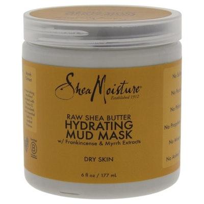 Raw Shea Butter Hydrating Face Mud Mask
