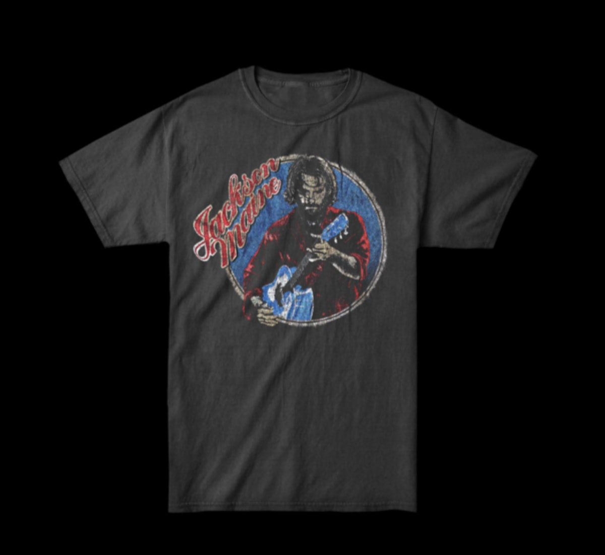 Jackson T-shirt + Digital Album