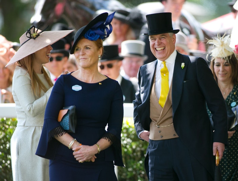 Why Did Prince Andrew Sarah Ferguson Divorce The Reason Is