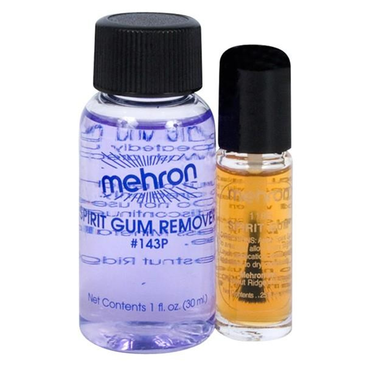 Spirit Gum and Spirit Gum Remover