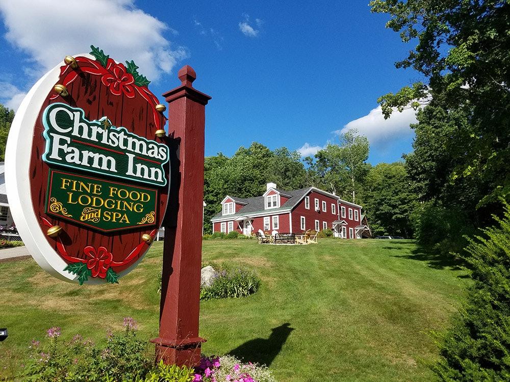 The Christmas Farm Inn Lets Guests