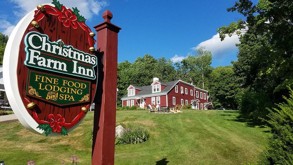 Christmas Farm Inn And Spa.The Christmas Farm Inn Lets Guests Celebrate Christmas All