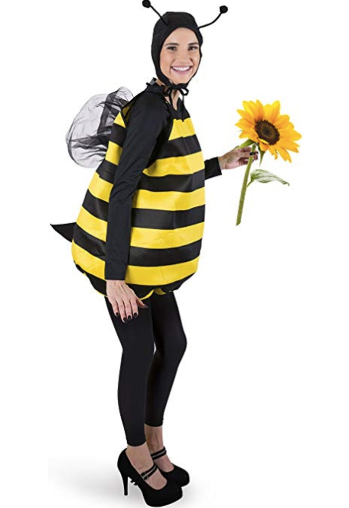kangaroo costumes adult woman bee