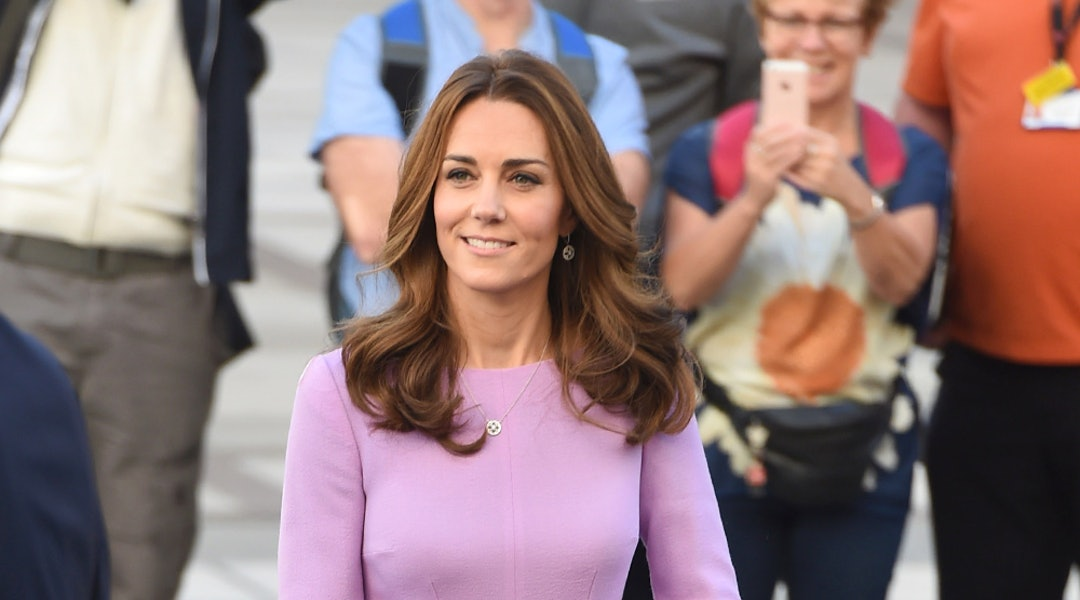 c9475ec18bde Kate Middleton s Lavender Dress Is A Staple In Her Wardrobe — Here s Why