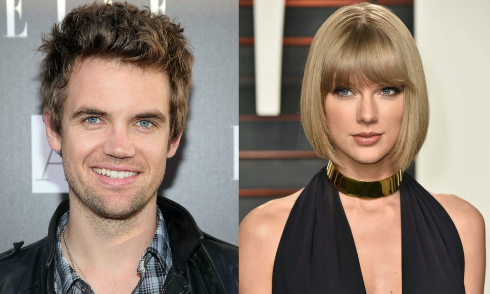 Tyler Hilton Taylor Swifts Reunion Meant More To The One Tree