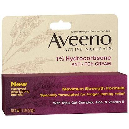 Active Naturals 1% Hydrocortisone Anti-Itch Cream