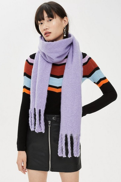 Heavy Brushed Scarf